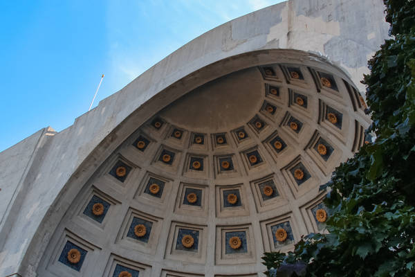 The Ohio Stadium rotunda